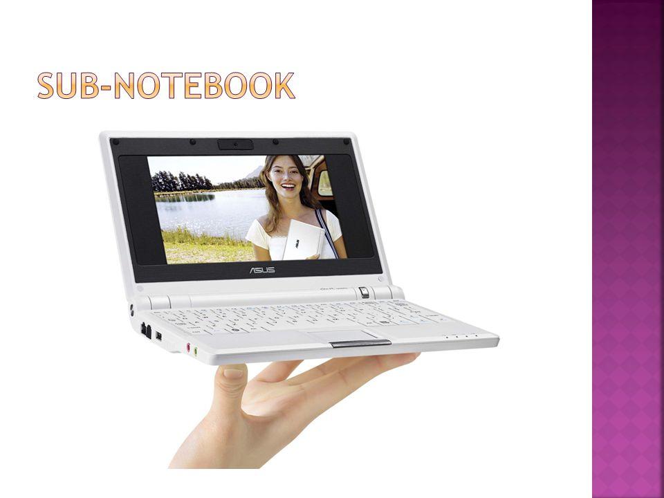 Sub-notebook