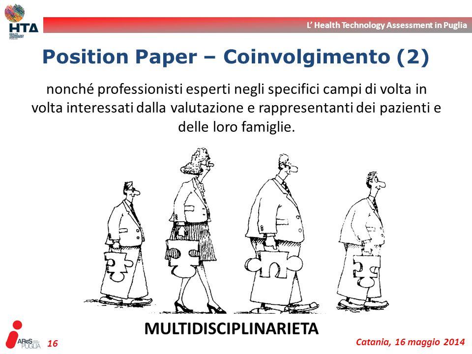 Position Paper – Coinvolgimento (2)