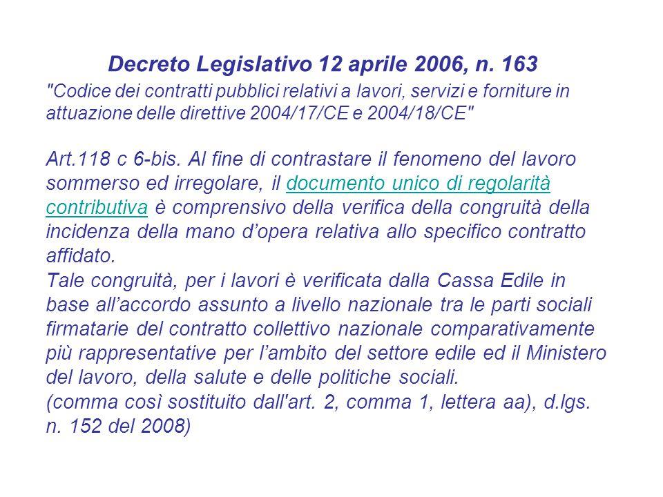 Decreto Legislativo 12 aprile 2006, n