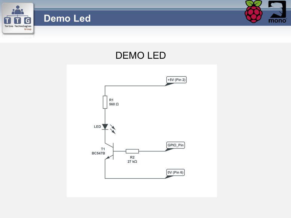 Demo Led DEMO LED