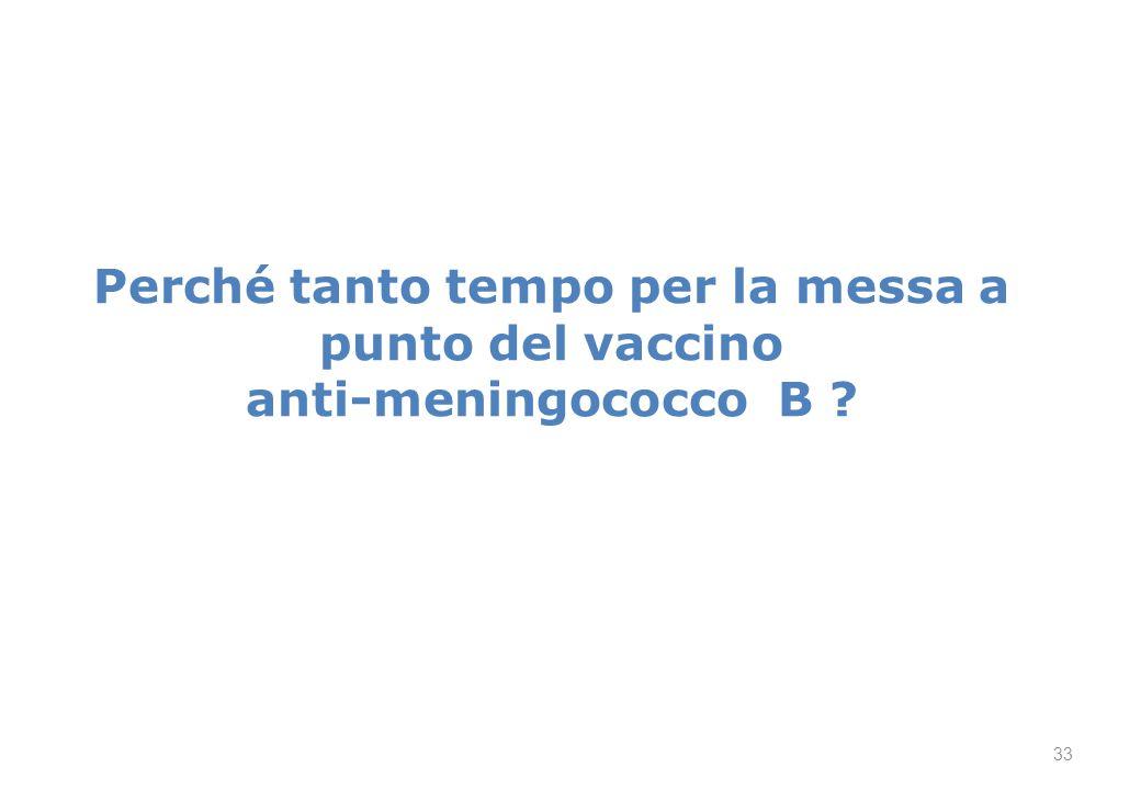 Vaccino anti Meningococco B