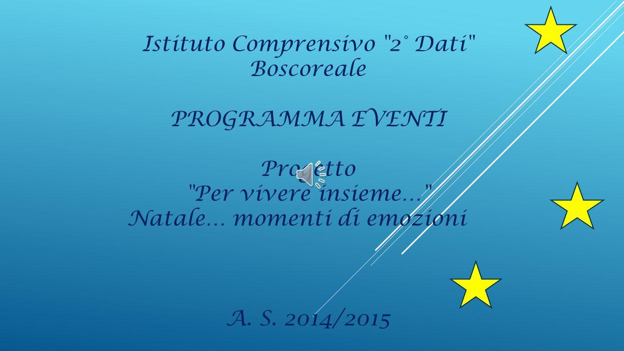 Istituto Comprensivo 2° Dati