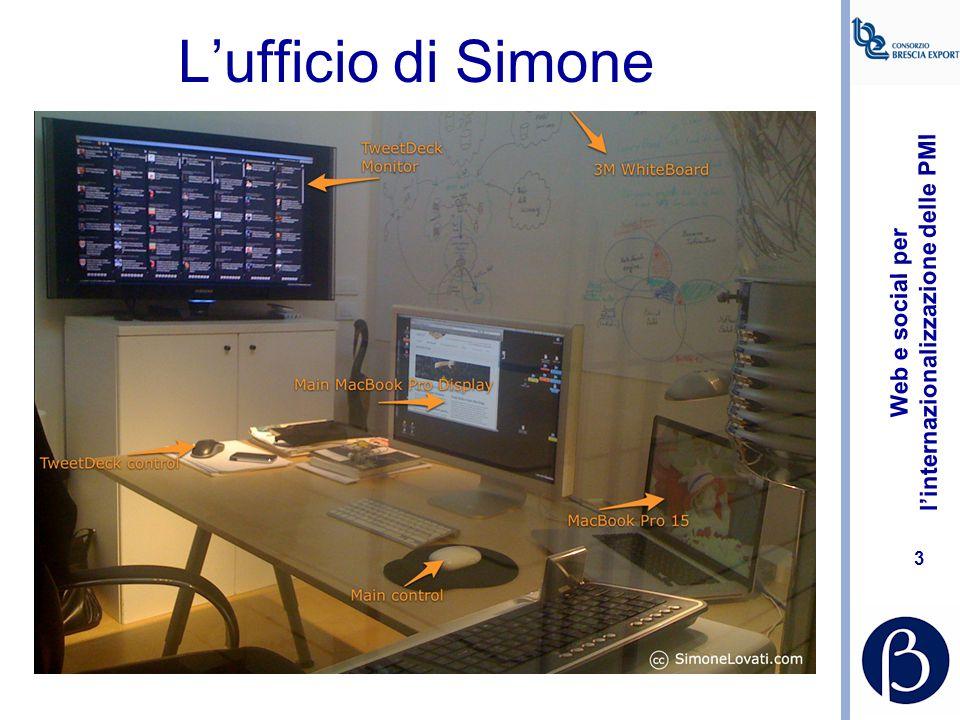 L'ufficio di Simone