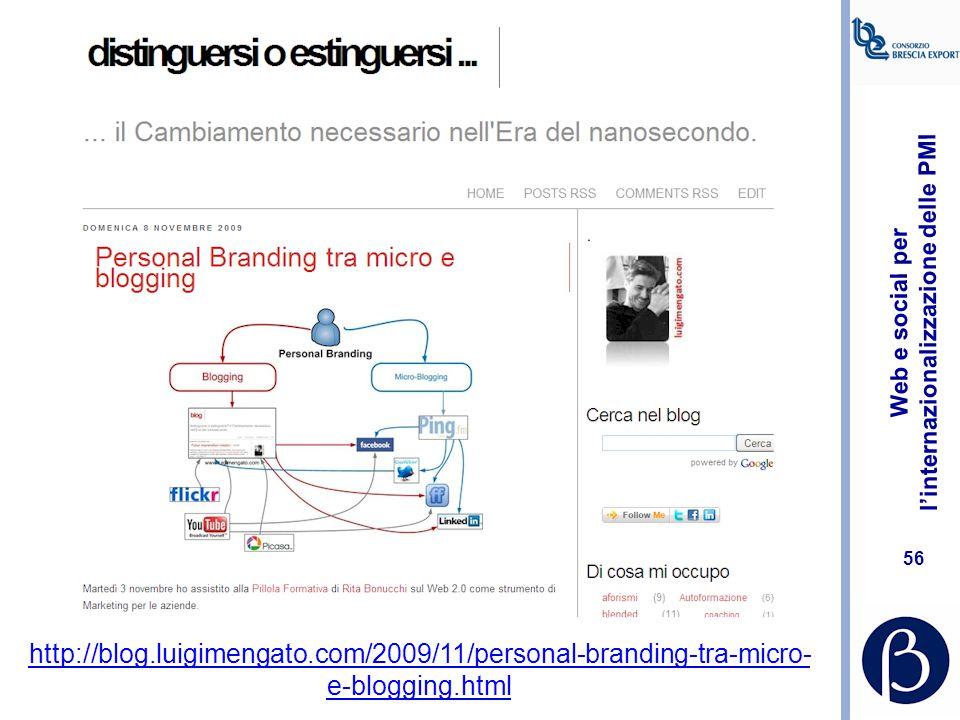 http://blog. luigimengato