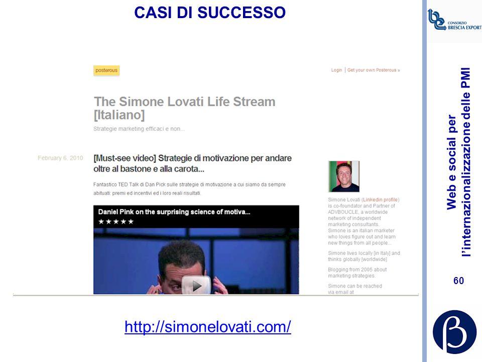 CASI DI SUCCESSO http://simonelovati.com/