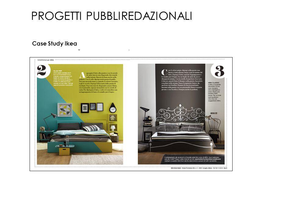 PROGETTI PUBBLIREDAZIONALI