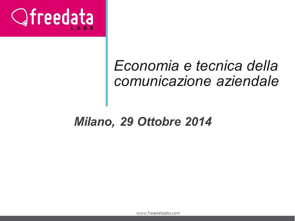Economia e tecnica della comunicazione aziendale