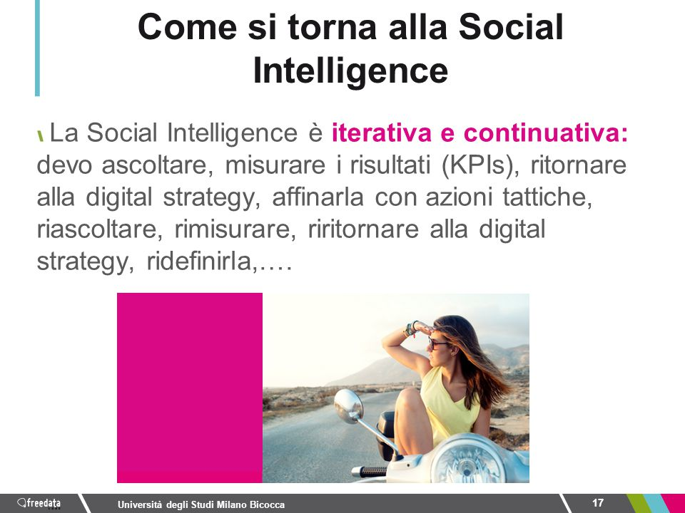 Come si torna alla Social Intelligence