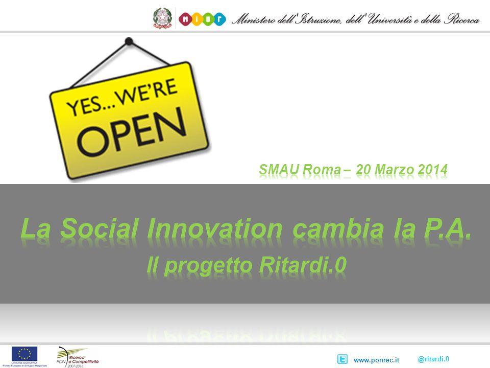La Social Innovation cambia la P.A.