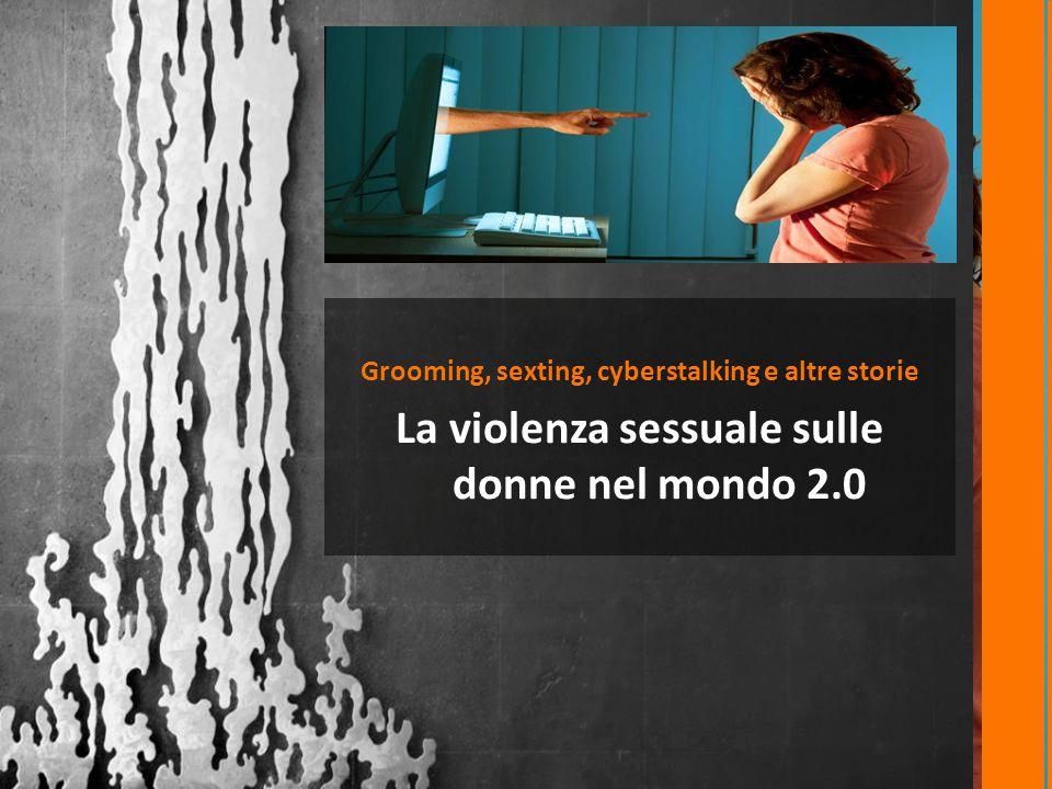La violenza sessuale sulle donne nel mondo 2.0