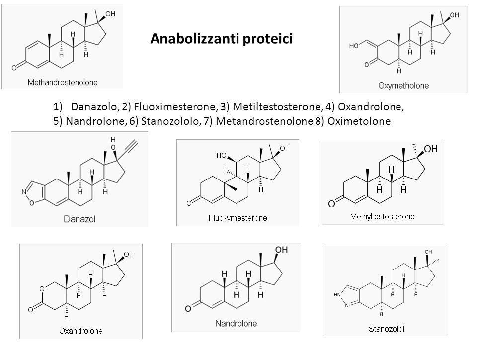 Anabolizzanti proteici