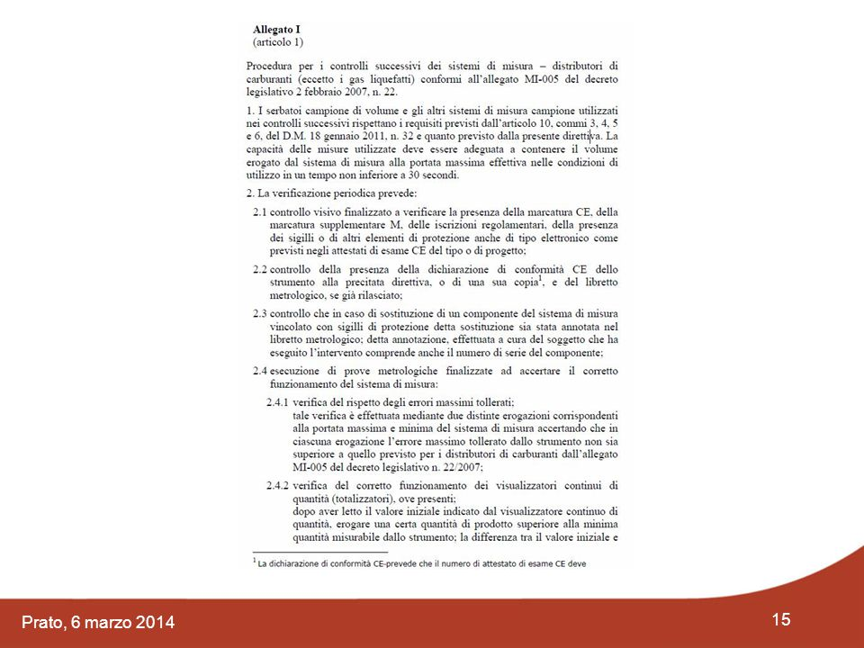 Prato, 6 marzo 2014