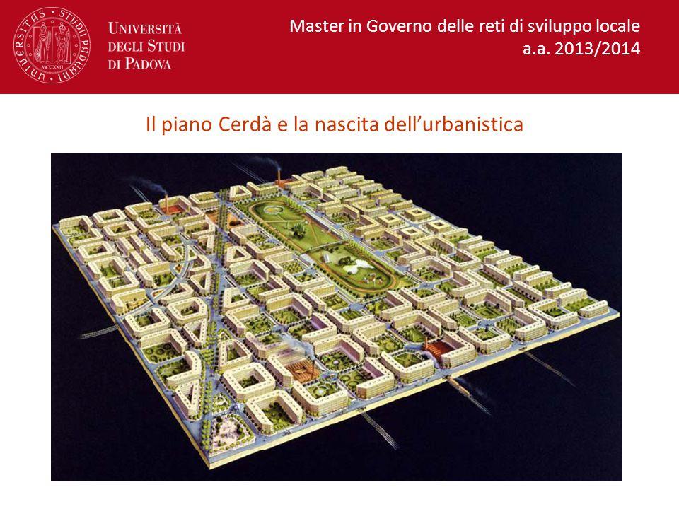Il piano Cerdà e la nascita dell'urbanistica
