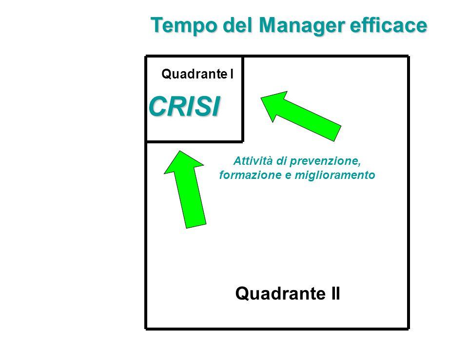 Attività di prevenzione, formazione e miglioramento