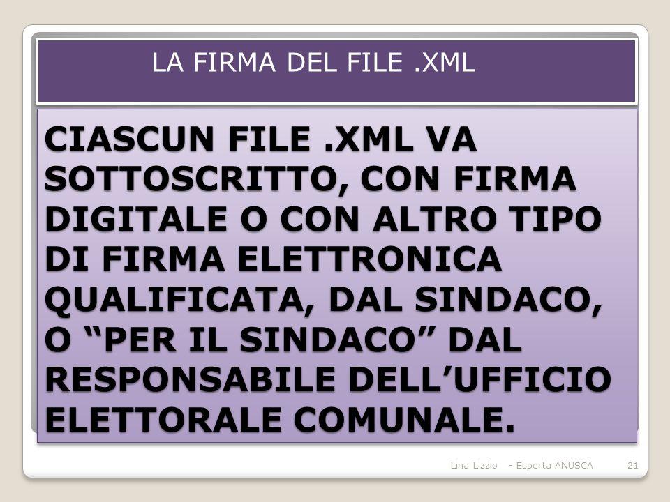 LA FIRMA DEL FILE .XML