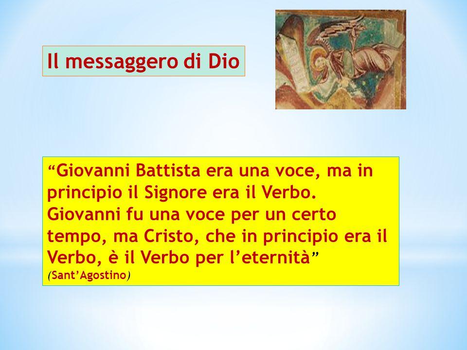 Il messaggero di Dio