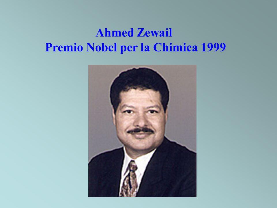 Premio Nobel per la Chimica 1999
