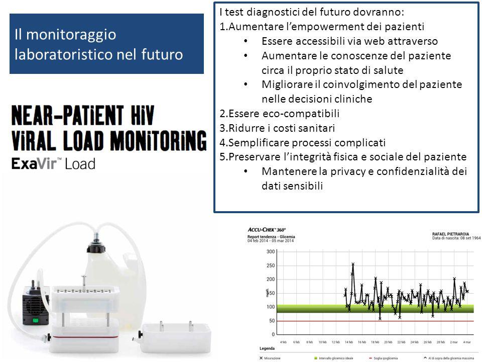 Il monitoraggio laboratoristico nel futuro