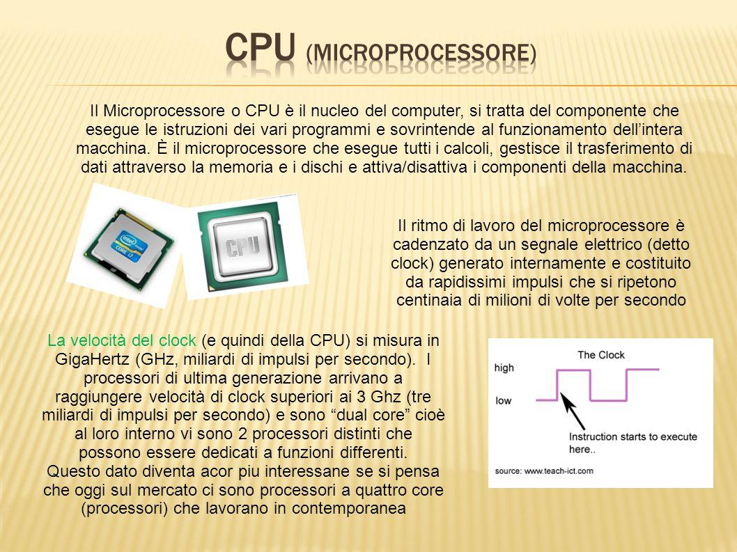 CPU (microprocessore)