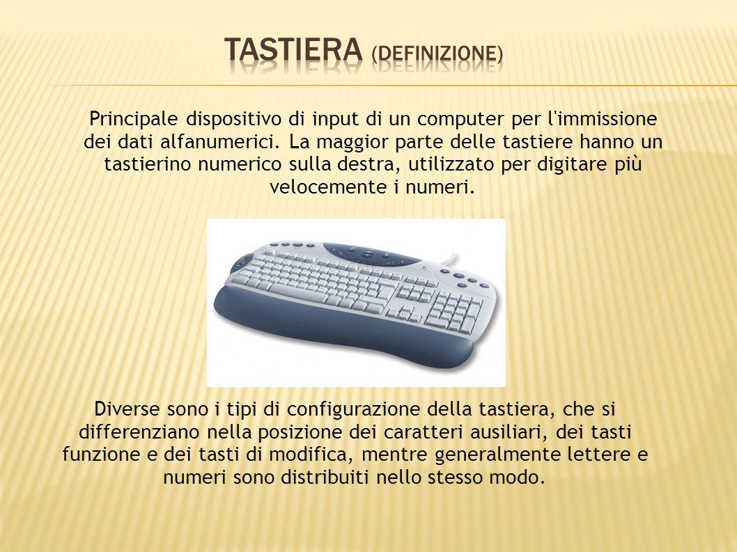 Tastiera (Definizione)