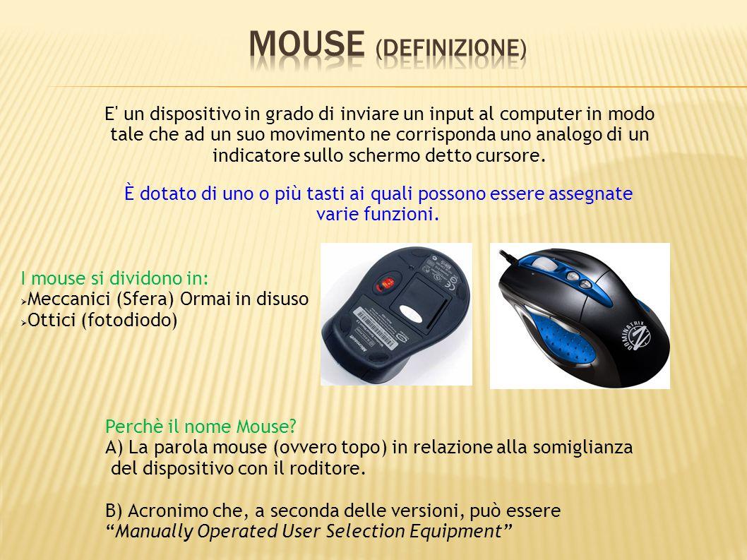 Mouse (Definizione)