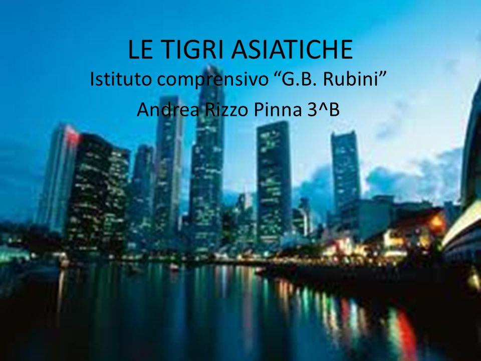 Istituto comprensivo G.B. Rubini Andrea Rizzo Pinna 3^B