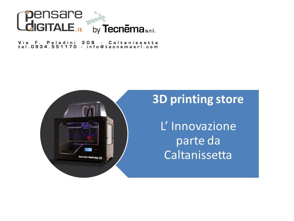 L' Innovazione parte da Caltanissetta