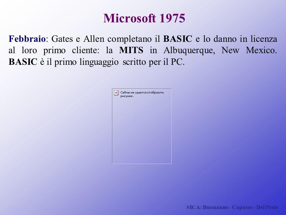 Microsoft 1975
