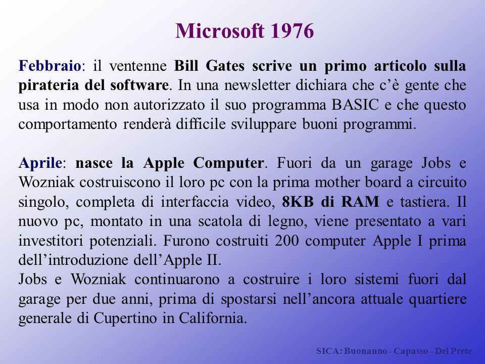 Microsoft 1976