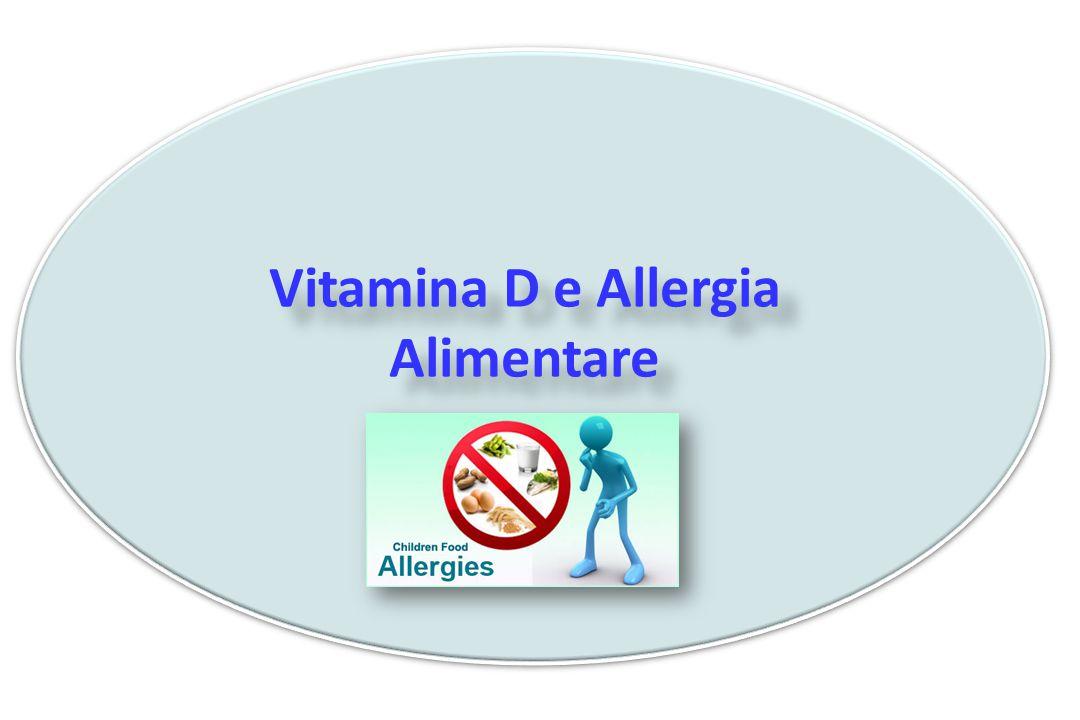 Vitamina D e Allergia Alimentare