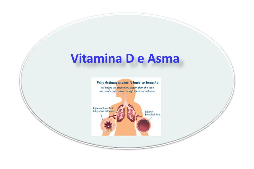 Vitamina D e Asma 9 9 9