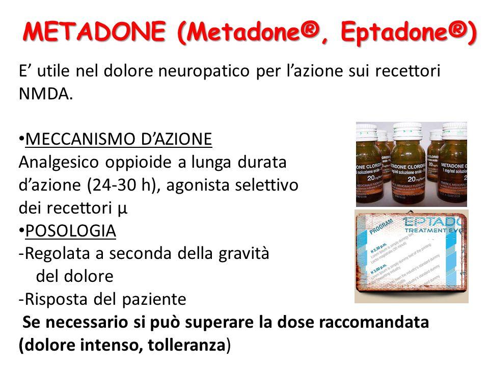 METADONE (Metadone®, Eptadone®)