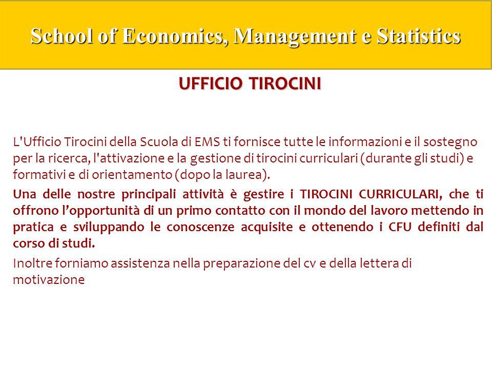 UFFICIO TIROCINI