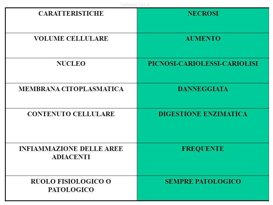 PICNOSI-CARIOLESSI-CARIOLISI