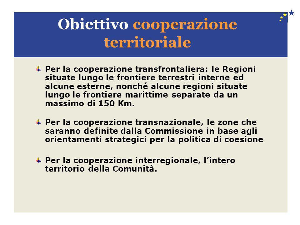 Obiettivo cooperazione