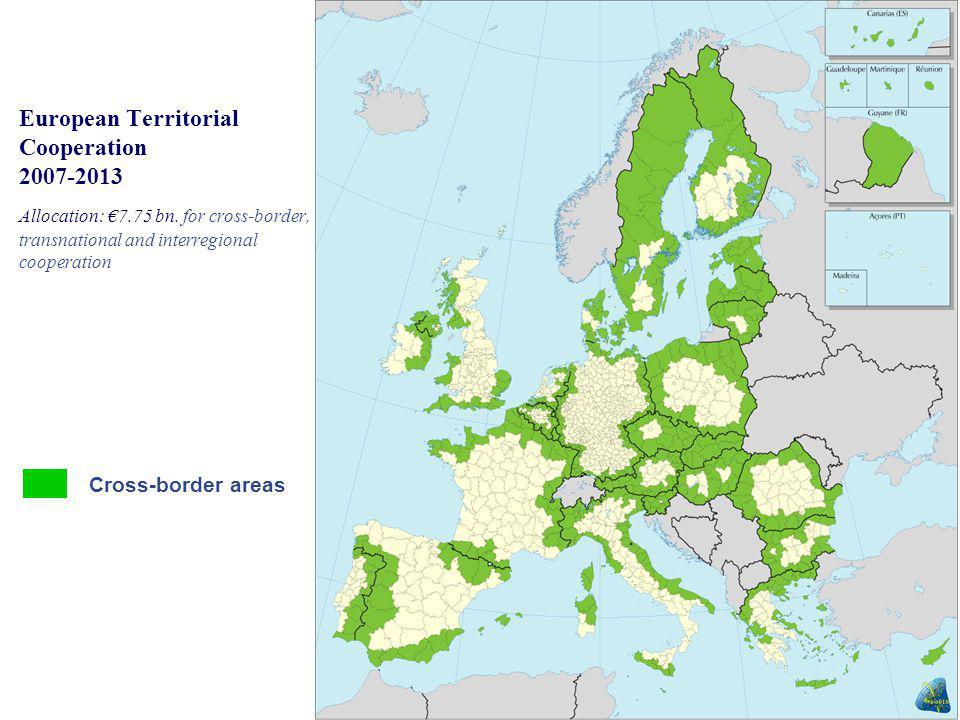 European Territorial Cooperation 2007-2013