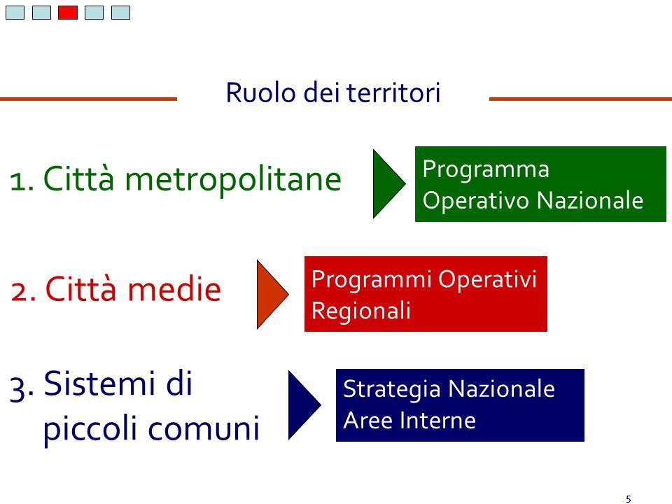 3. Sistemi di piccoli comuni