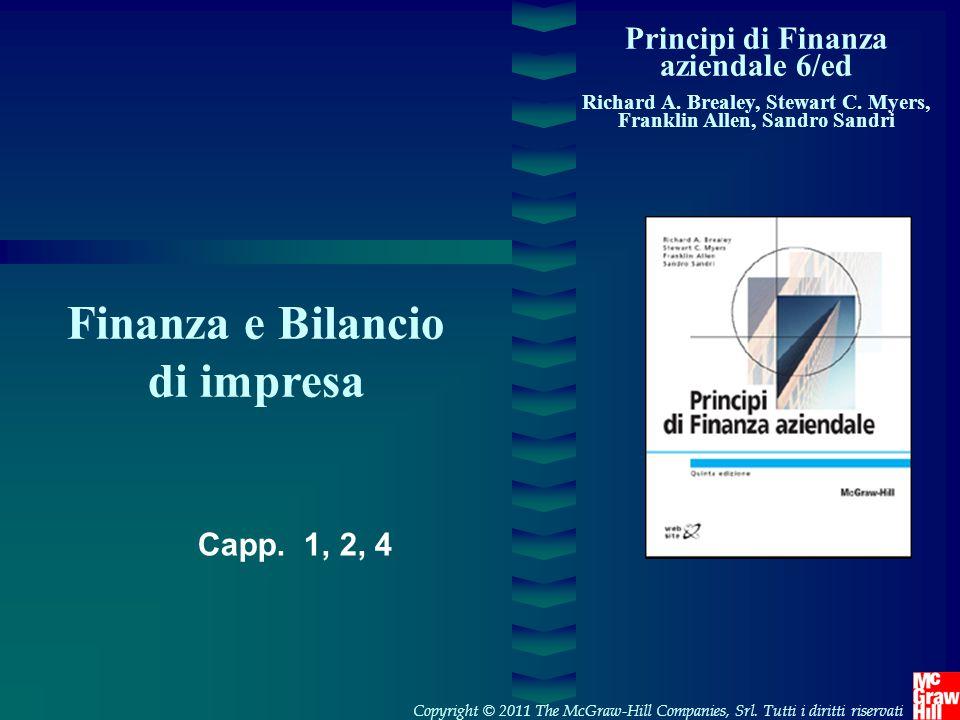 Finanza e Bilancio di impresa