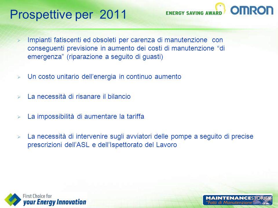 Prospettive per 2011