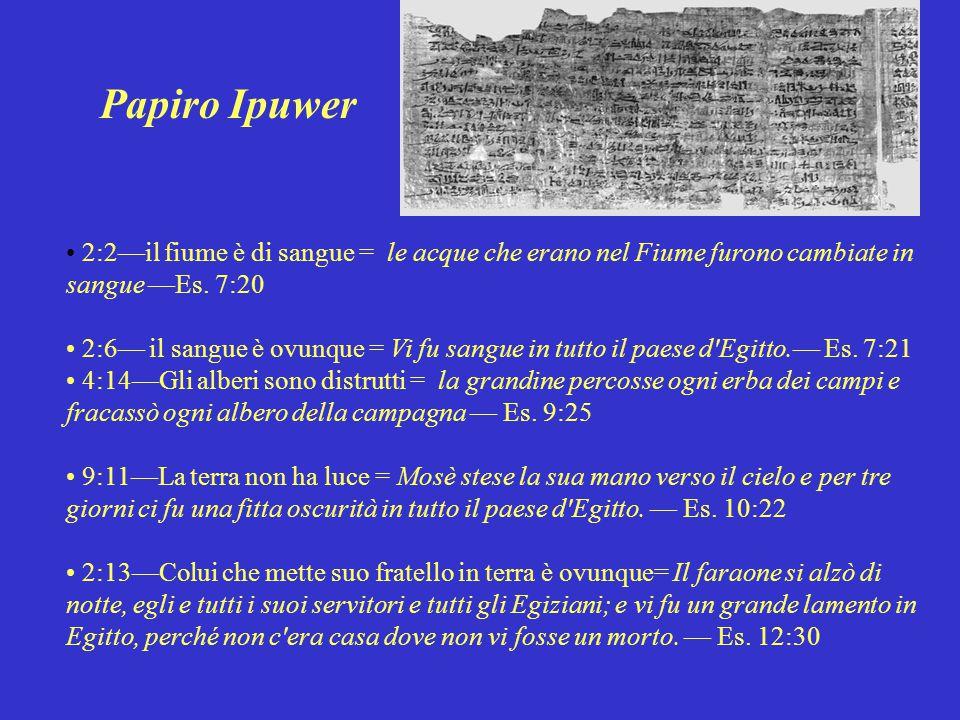 Papiro Ipuwer