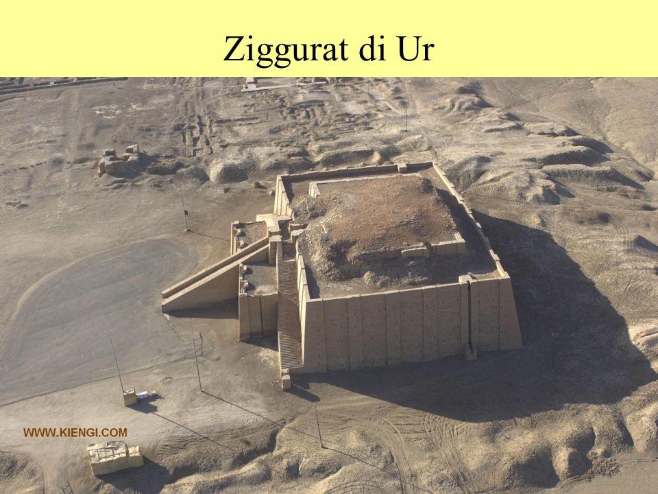 Ziggurat di Ur