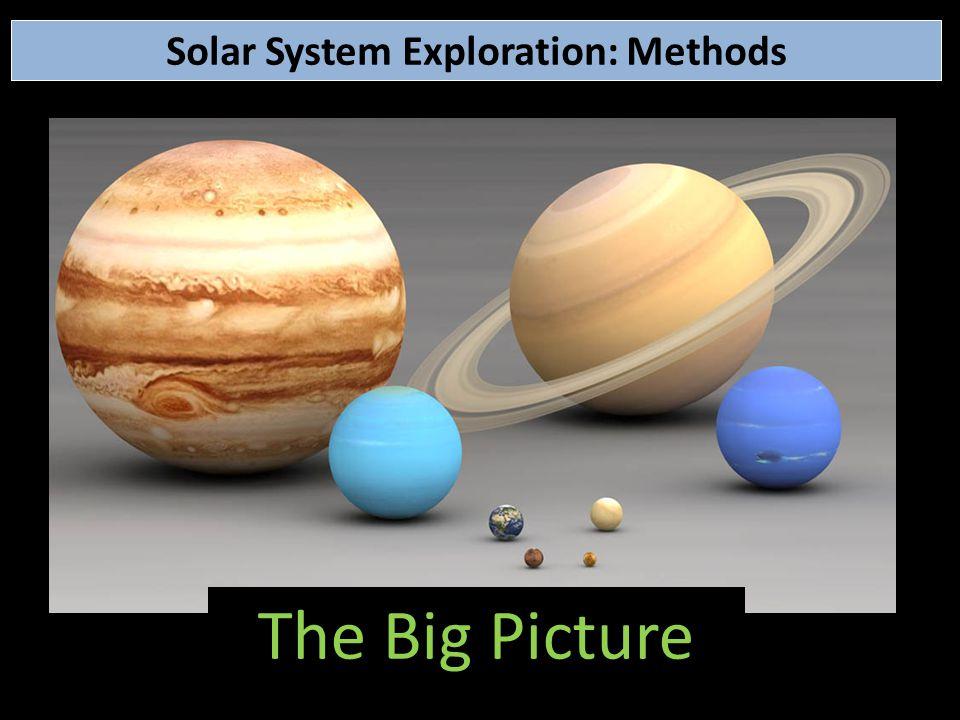 Solar System Exploration: Methods