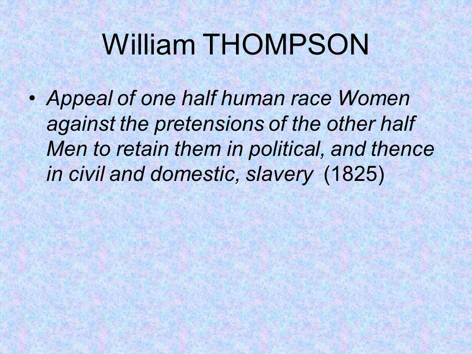 William THOMPSON