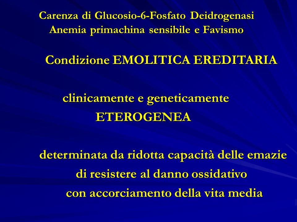 clinicamente e geneticamente ETEROGENEA