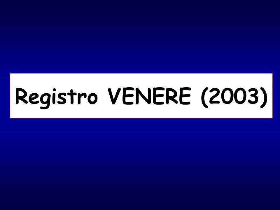 Registro VENERE (2003)