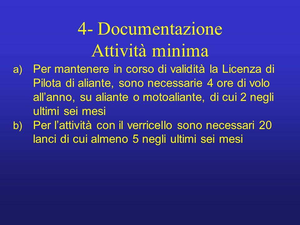 4- Documentazione Attività minima