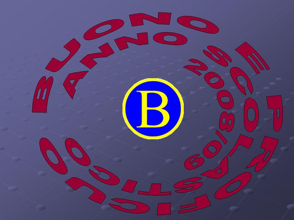 BUONO E PROFICUO ANNO SCOLASTICO 2008/09