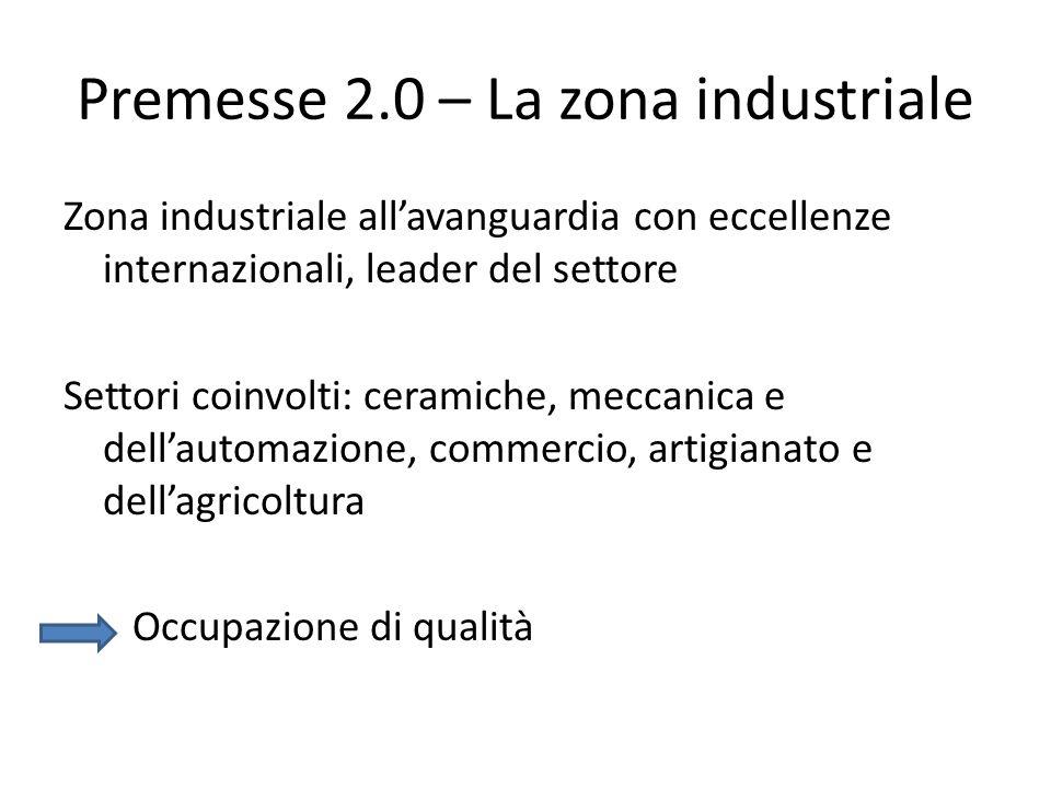 Premesse 2.0 – La zona industriale