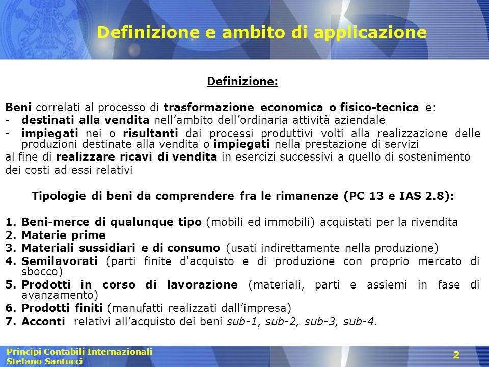 Definizione e ambito di applicazione