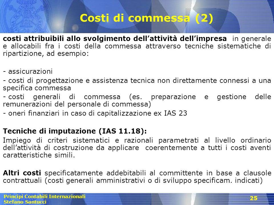 Costi di commessa (2)